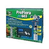 JBL ProFlora m603 63022 Mehrweg Komplettset-Pflanzendüngeanlage für Süßwasser-Aquarien mit pH Steuergerät