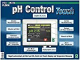 JBL ProFlora pH-Control Touch 63187 Mess- und Steuercomputer zur Kontrolle der CO2-/pH-Werte in Aquarien, Touch Display