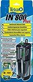 Tetra IN 800 plus Aquarium Innenfilter - Filter für klares und gesundes Wasser, mechanische, biologische und chemische Filterung, geeignet für Aquarien mit 80 - 150 Liter