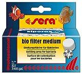 sera 6853 siporax mini Professional 35 g - Hochleistungs Filtermaterial speziell für kleinere Aquarien & Filter, ideal für Innenfilter im Aquarium, wie z.B. den sera fil 60 oder 120