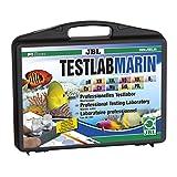 JBL Testlab Marin 2550300 Professioneller Testkoffer zur exakten Meerwasser-Analyse