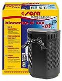 sera bioactive IF 400 + UV Innenfilter - Vielseitiger Innenfilter mit UV-C-System für Aquarien bis 400 l