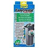 Tetra EasyCrystal Aquarium Innenfilter IN 250 - Filter für 10-40 L Aquarien, für kristallklares gesundes Wasser, einfache Pflege, intensive mechanische, biologische und chemische Filterung