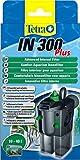 Tetra IN 300 plus Aquarium Innenfilter - Filter für klares und gesundes Wasser, mechanische, biologische und chemische Filterung, geeignet für Aquarien mit 10 - 40 Liter