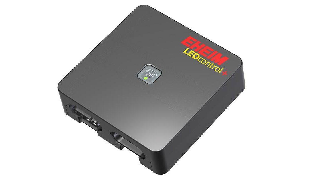EHEIM LEDcontrol+, moderne Lichtsteuerung über Smartphone, Tablet oder PC