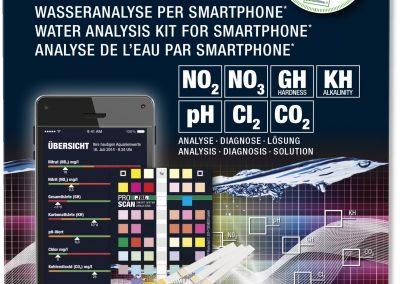 Wasseranalyse per Smartphone – Der JBL ProScan im Test und wie man Messfehler vermeidet