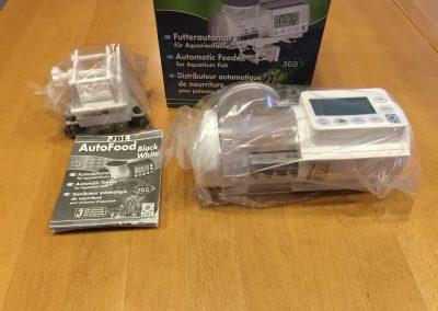 Im Test der Futterautomat AutoFood von JBL